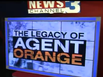 Agent Orange affecting children and grandchildren of Vietnam Vets